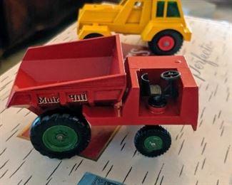 1960's Matchbox Trucks