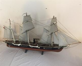 Another Model Ship...