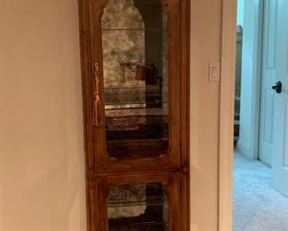 Display Cabinet, glass front.