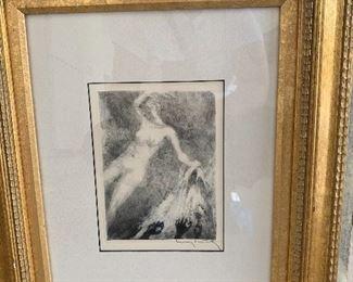 """Print by """"Louis Icart""""."""