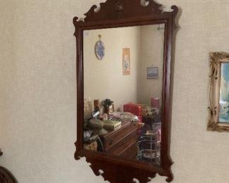 Beautiful ornate mirror's