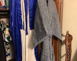 Japanese kimonos!