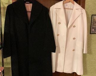 Ladies vintage coats!