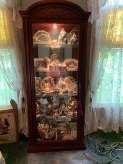 Living room - santa curio