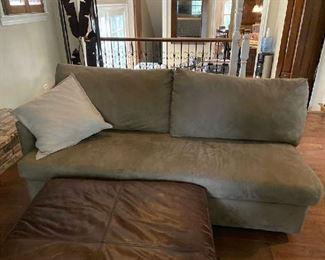 Kuvet custom sofa