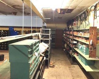 Inside Shelving