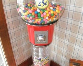 GUMBALL CANISTER