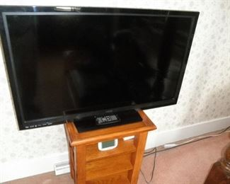 ONE OF MANY FLAT SCREEN TVS