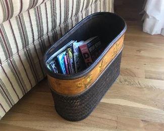 Magazine rack/holder