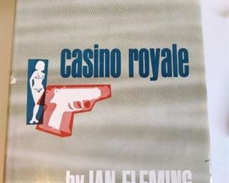 Casino Royale by Tomorrow an Fleming 1953