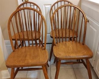 Dining Chairs - sturdy