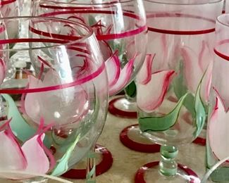 Beautiful stemware