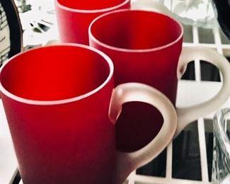 Murano cups