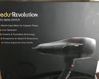 Sedu Revolution Pro 6000i Dryer