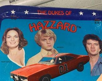 Dukes of Hazzard tv tray