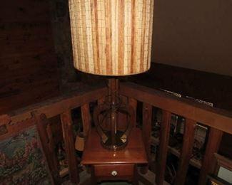 Neat retro lamp