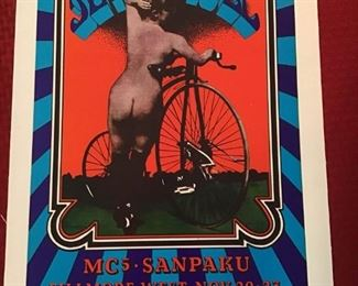 Jethro Tull...Fillmore West Concert Poster BG-203 https://ctbids.com/#!/description/share/251146