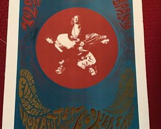 Big Brother, Iron Butterfly and Booker T. at Fillmore and Winterland BG-115 https://ctbids.com/#!/description/share/251161