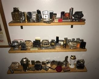 Vintage Collection of Lighters