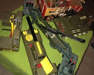 Old Military Toys