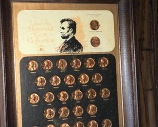 Lincoln coin collections
