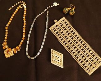 Costume Jewelry (Eisenberg Ice, Fenchie, Weiss)