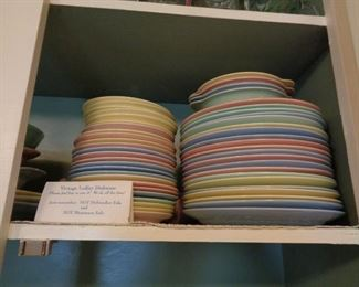 LU-RAY DISHES