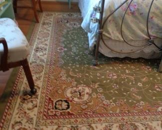 WE HAVE 3 LARGE AREA RUGS IN EXCELLENT CONDITION
