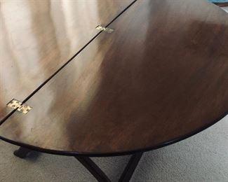 antique breakfast/butler's Table/smaller one
