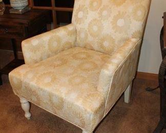 Pier 1 armchair