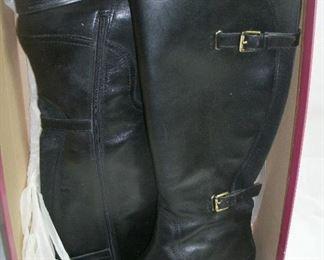 BLACK LEA JAMISON WOMEN'S BOOTS