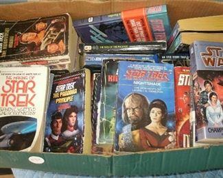 VINTAGE PAPER BACK STAR TREK BOOK SERIES