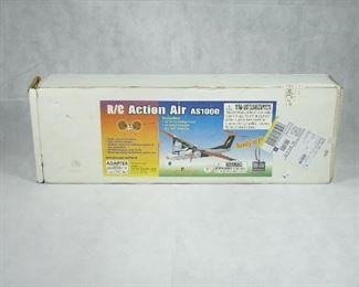 R/C ACTION AIRPLANE AS1000