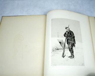 CIRCA 1866 SELECTED ETCHINGS