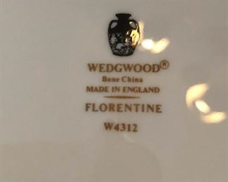 WEDGEWOOD for God's honest sake. Buy this as a wedding gift! NO ONE else will come close