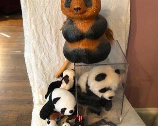 please free the panda!