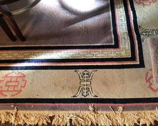 magic carpet kept earthbound by coffee table