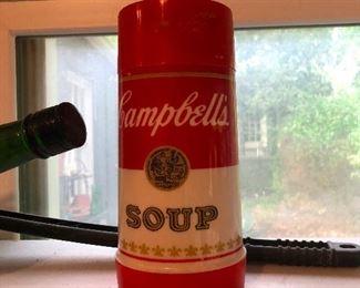 Warhol's thermos