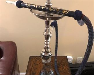 hookah pipe better than e-cigarettes!
