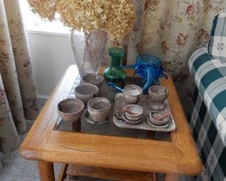 Mississippi Mud pottery