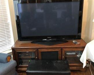 """52"""" Panasonic Flat Screen TV"""