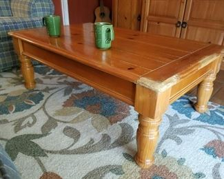 Adjustable Coffee Table