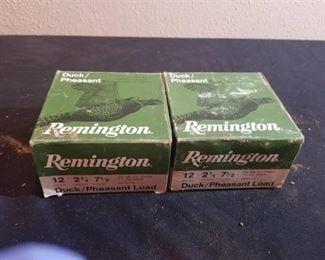 Remington 12 Guage Duck/Pheasant Load 2 boxes