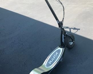 Electric Razor Scooter w/ Charger - $40