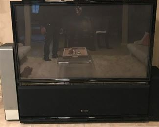Pioneer Elite Big Screen TV