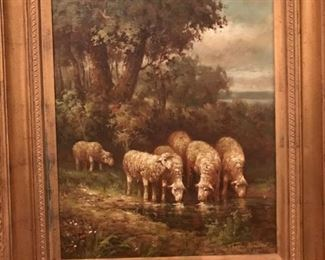 Original Oil Painting: $375