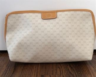 Vintage Gucci Large Clutch - $250
