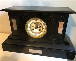 Heavy Mantle Clock