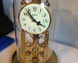 Glass Dome Clock
