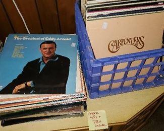 Lots of retro albums, no rock